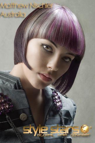 Style Stars 2008 for Matthew Nischler Salon: Nischler